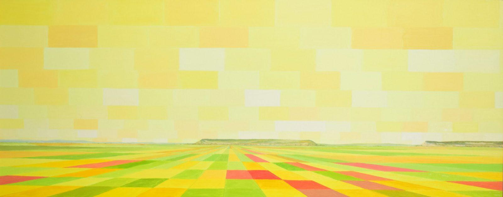 El paisaje de Castilla está en el Cielo
