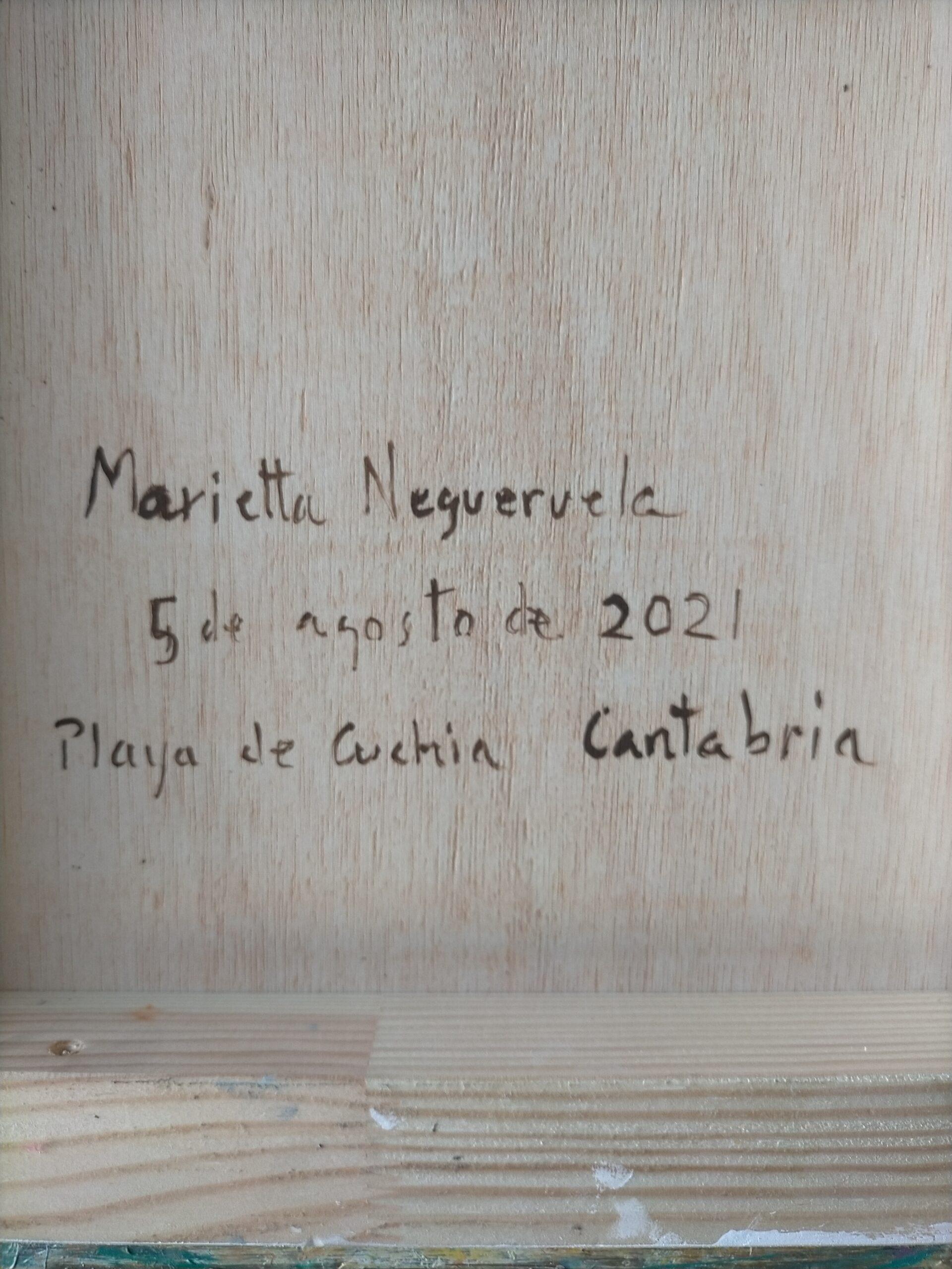 Playa de Cuchia I